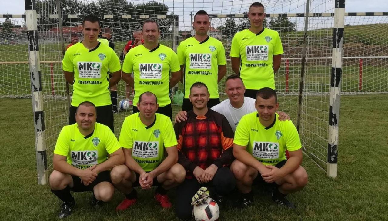 Nyírbátori tűzoltók nyerték az idei megyei kispályás labdarúgó tornát