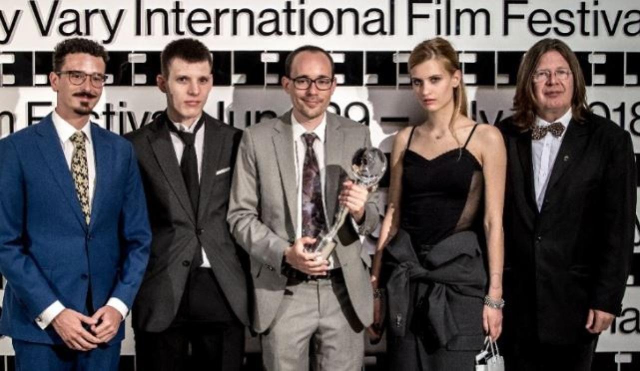 Díjat nyert a Virágvölgy Karlovy Varyban