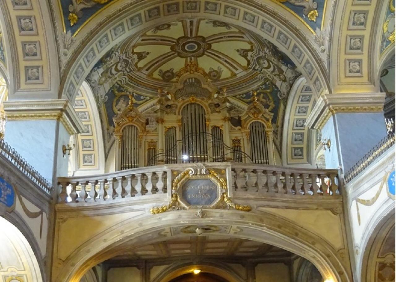 Zenés áhítat az evangélikus nagytemplomban