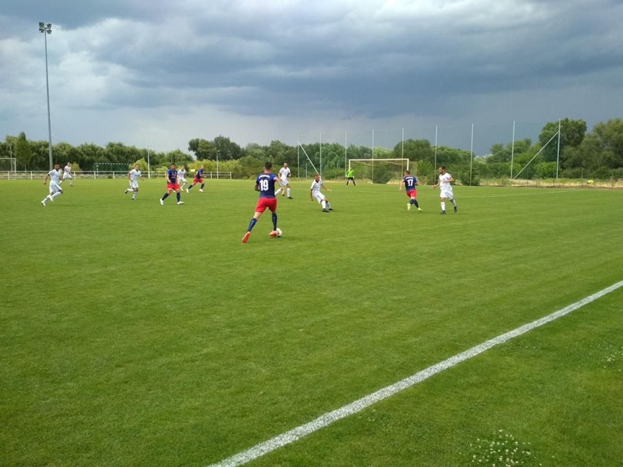 Szpari edzőmeccsek - a Szolnokot legyőzte a csapat, este a Kisvárda következik