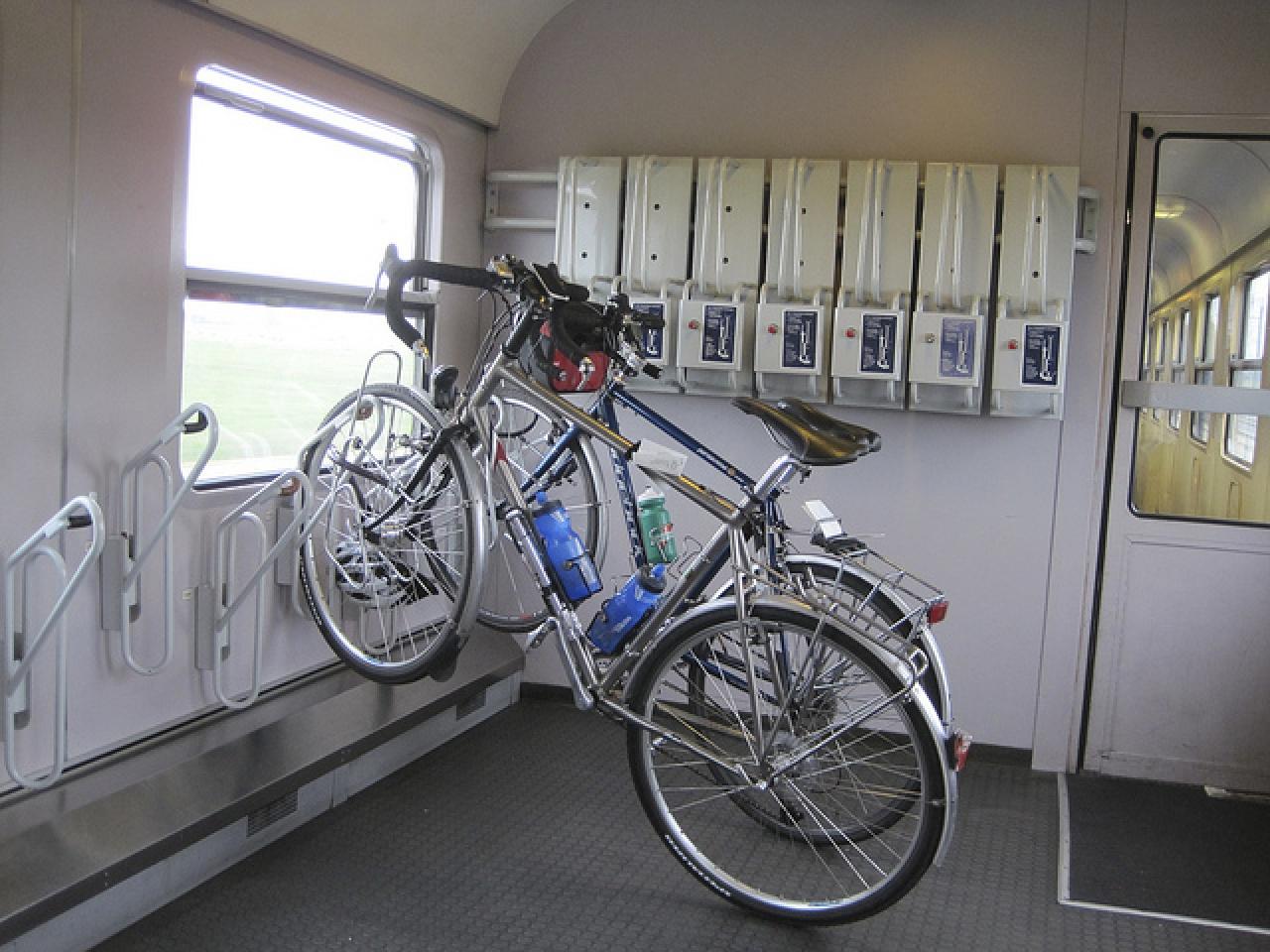 Több mint 210 ezer kerékpárjegyet adott el a MÁV az első fél évben
