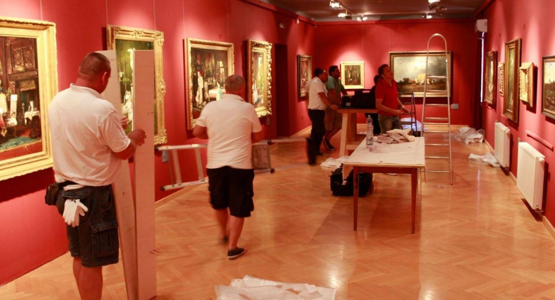 Bepillantottunk a kulisszák mögé – Bővül a Munkácsy 50 kiállítás