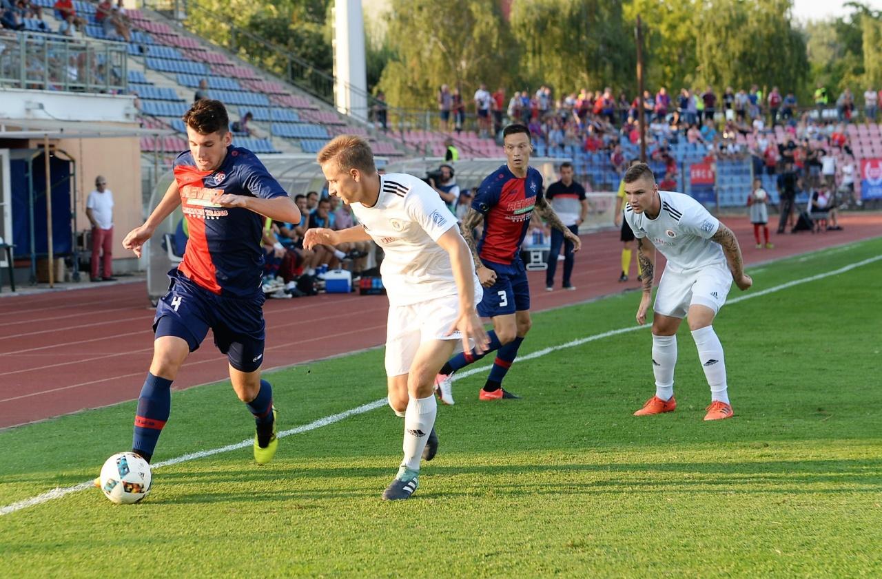 Izgalmas meccs a Vasas ellen - 40 másodperc alatt lőtt két gólt a Szpari