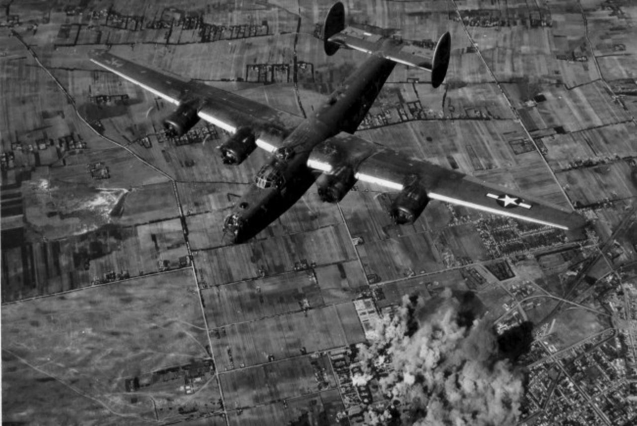 Nyíregyháza 1944-es bombázására emlékeznek