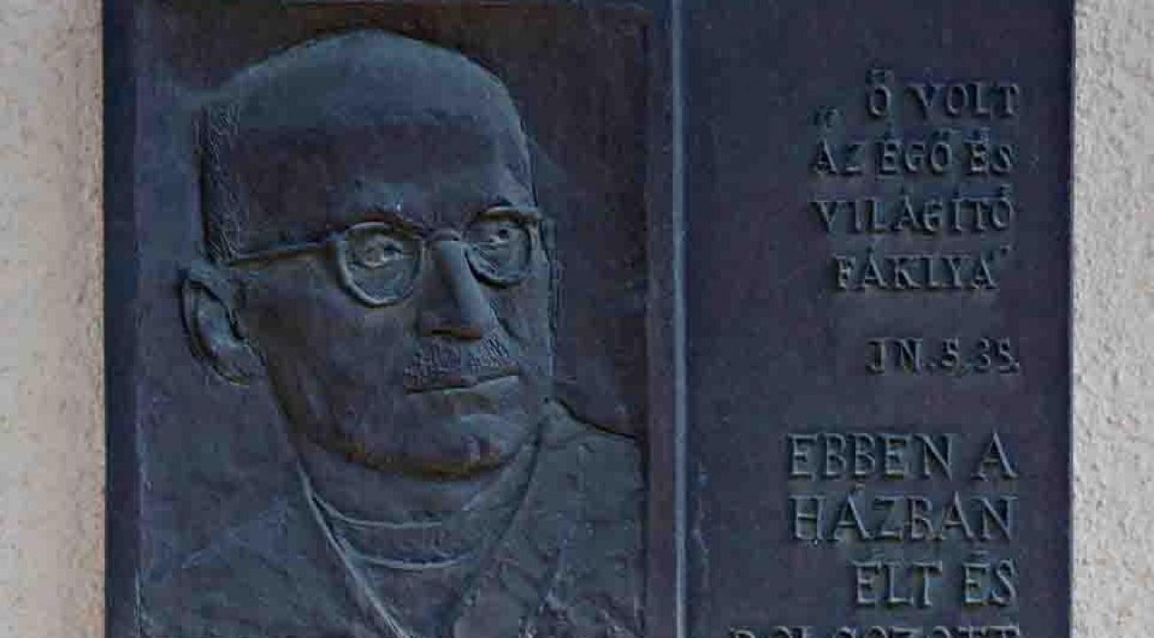 Amiről az utcák mesélnek – 125 évvel ezelőtt született Túróczy Zoltán