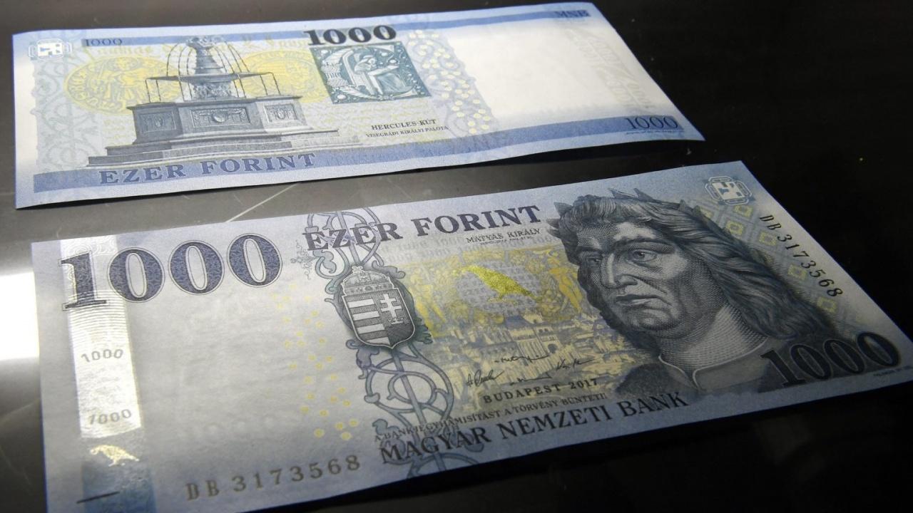 Mától már csak az új 1000 forintossal fizethetünk