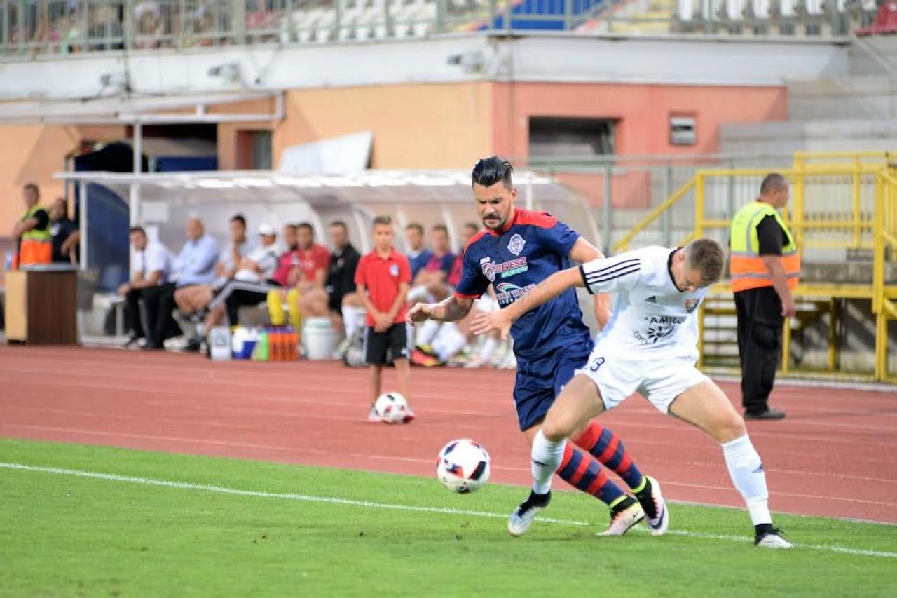 Előzne a Szpari - Balmazújvárosban játszik vasárnap a Nyíregyháza Spartacus