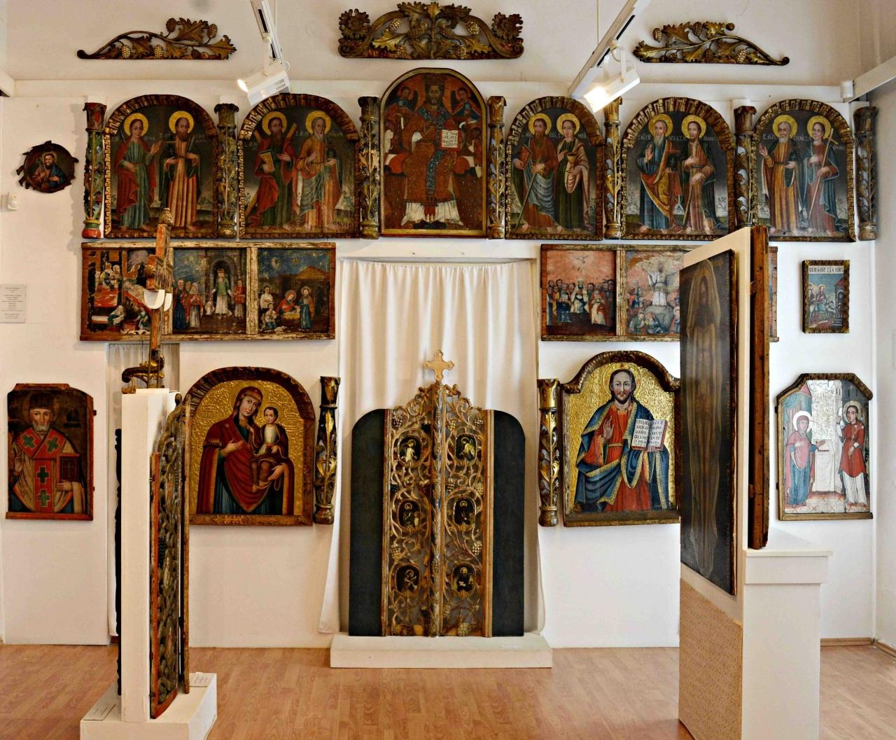 Amiről az utcák mesélnek – Görögkatolikus Egyházművészeti Gyűjtemény