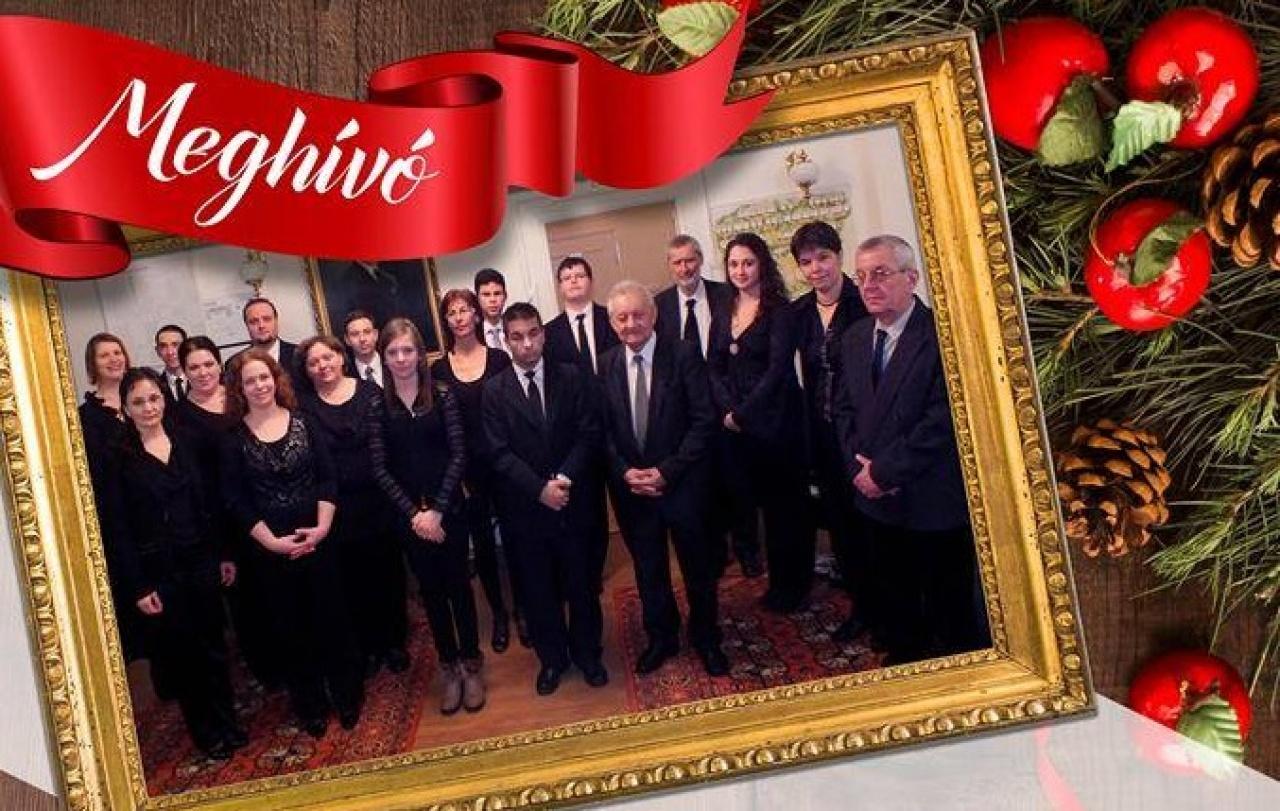 A mátészalkai Szalka Consort karácsonyi koncertje Nyíregyházán