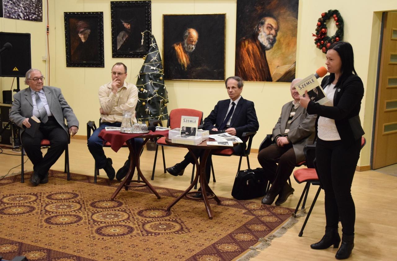 Megjelent a Szemle – Krúdy Gyula, Kováts Judit és a múzeum is bekerült a lapba