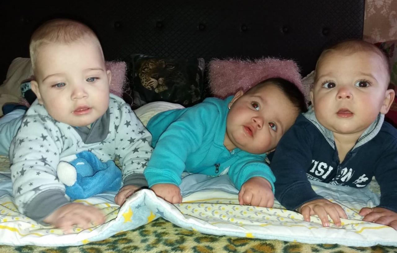 Hármas ikrek születtek Nyíregyházán