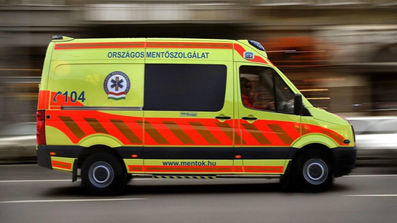Országszerte csaknem 3000-szer riasztották a mentőket