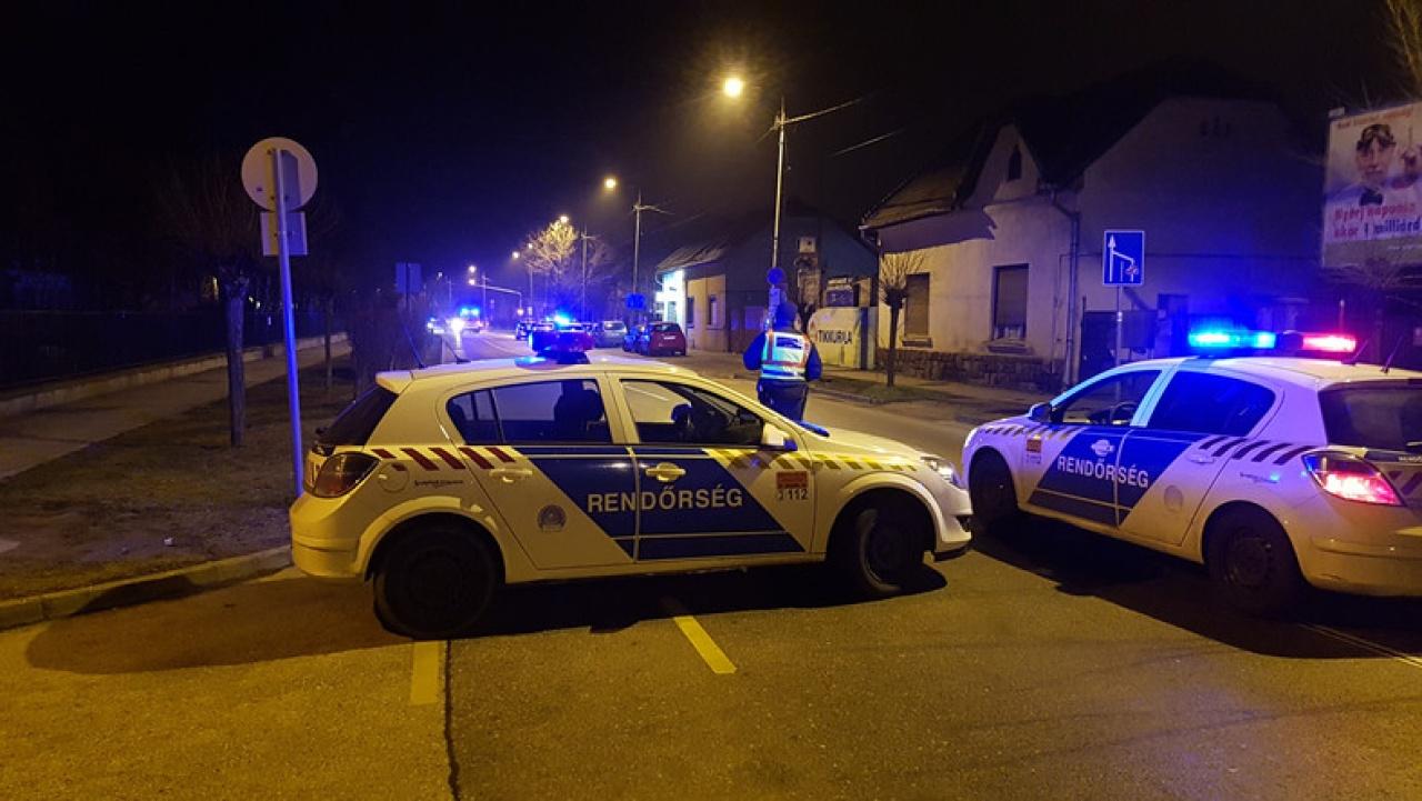 Két halálos közúti baleset történt szilveszterkor