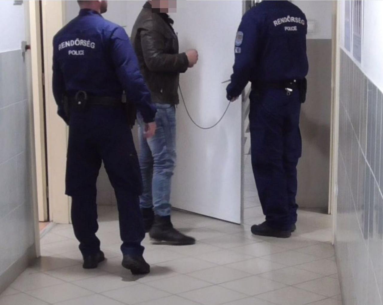 Nyíregyházi rablással gyanúsítják őket – Őrizetben a két férfi