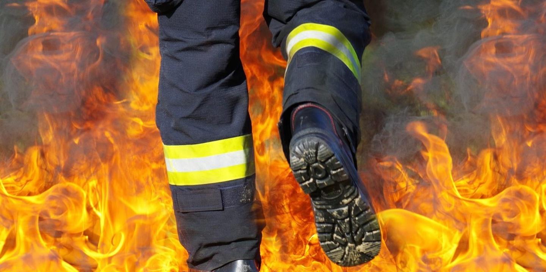 Tragédia! Lakástűzben meghalt egy ember a szabolcsi Nyírderzsen