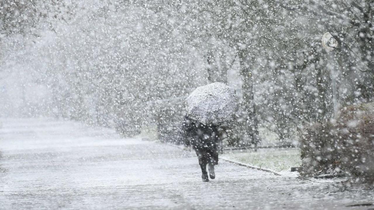 A fél országban havazik, figyelmeztetést adtak ki – Nyíregyházát sem kerülte el a hó!
