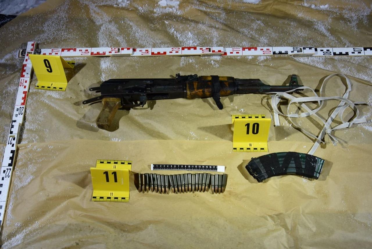 Kiraboltak egy máriapócsi benzinkutat – Másfél óra alatt elfogták a fegyveres rablót