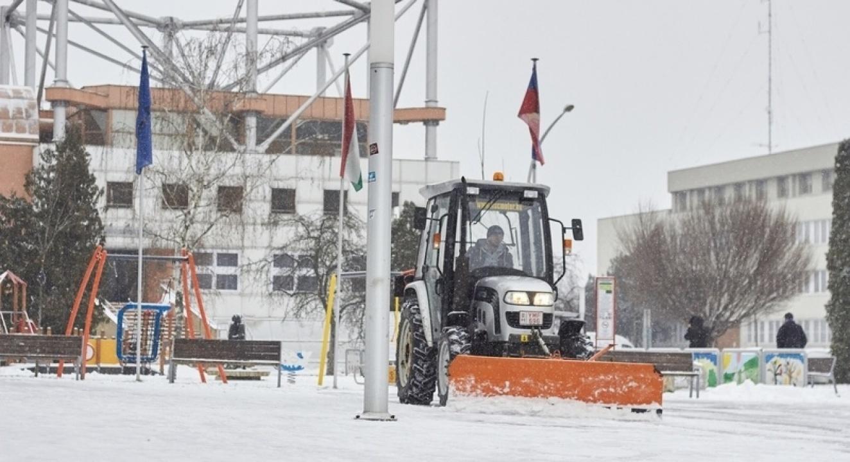Elkezdődött a téli szezon a NYÍRVV-nél is!