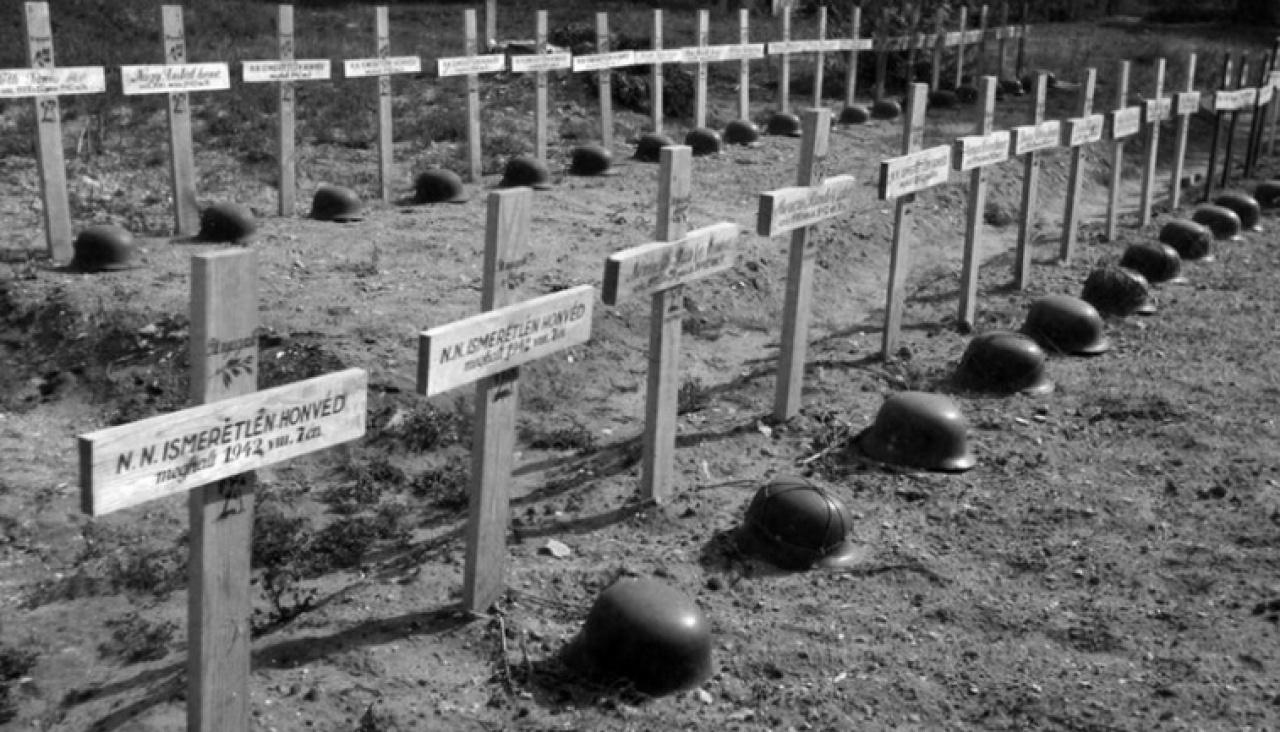 A doni áttörés áldozataira emlékeznek Oroson
