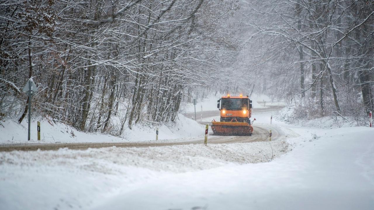 Akár 15 centiméter hó is hullhat, ónos eső is előfordulhat