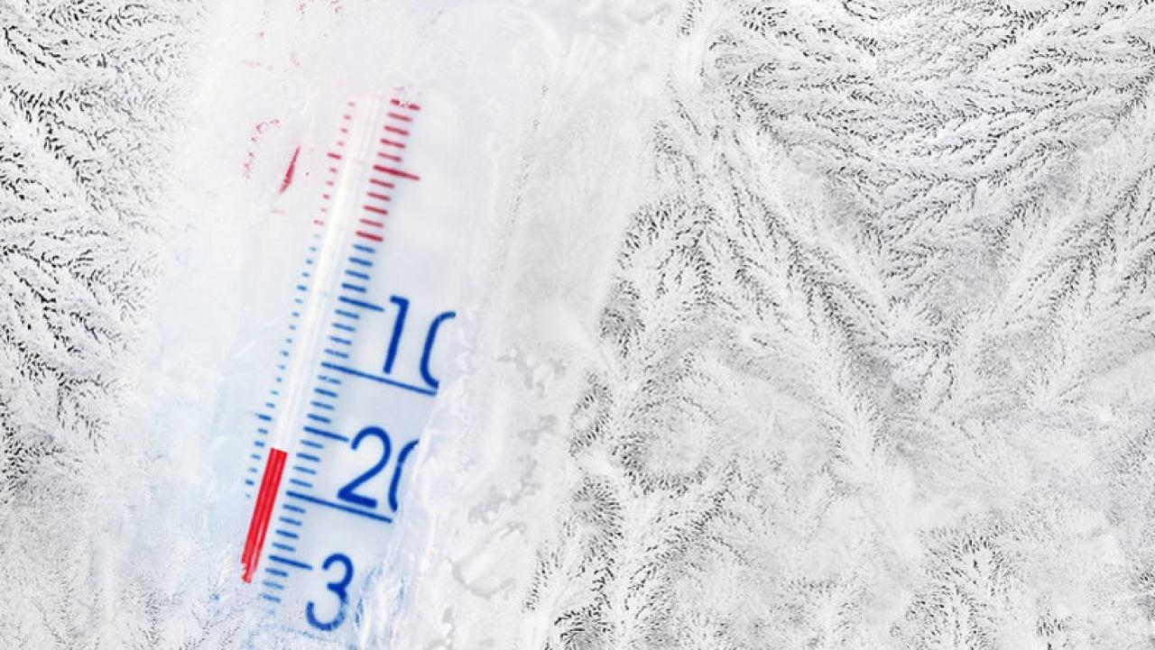 Szabolcs megyei településen dőlt meg az idei téli hidegrekord!