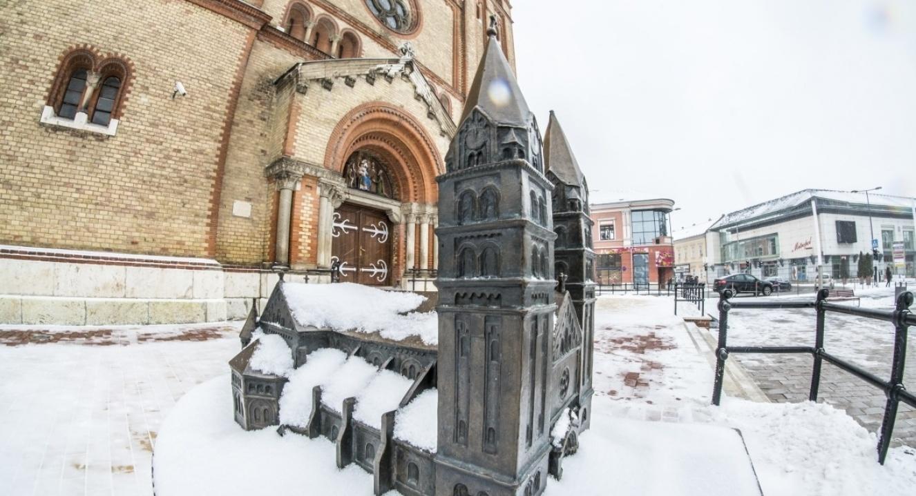 Elérte az országot a havazás – Már Nyíregyházán is intenzíven esik