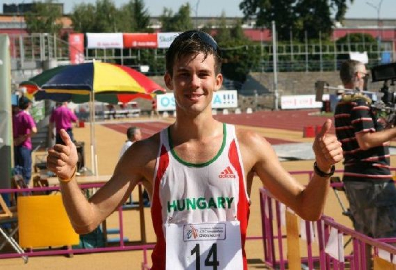 Olimpiai és VB kvalifikáció a cél - Helebrandt Máté márciusban áll rajthoz először
