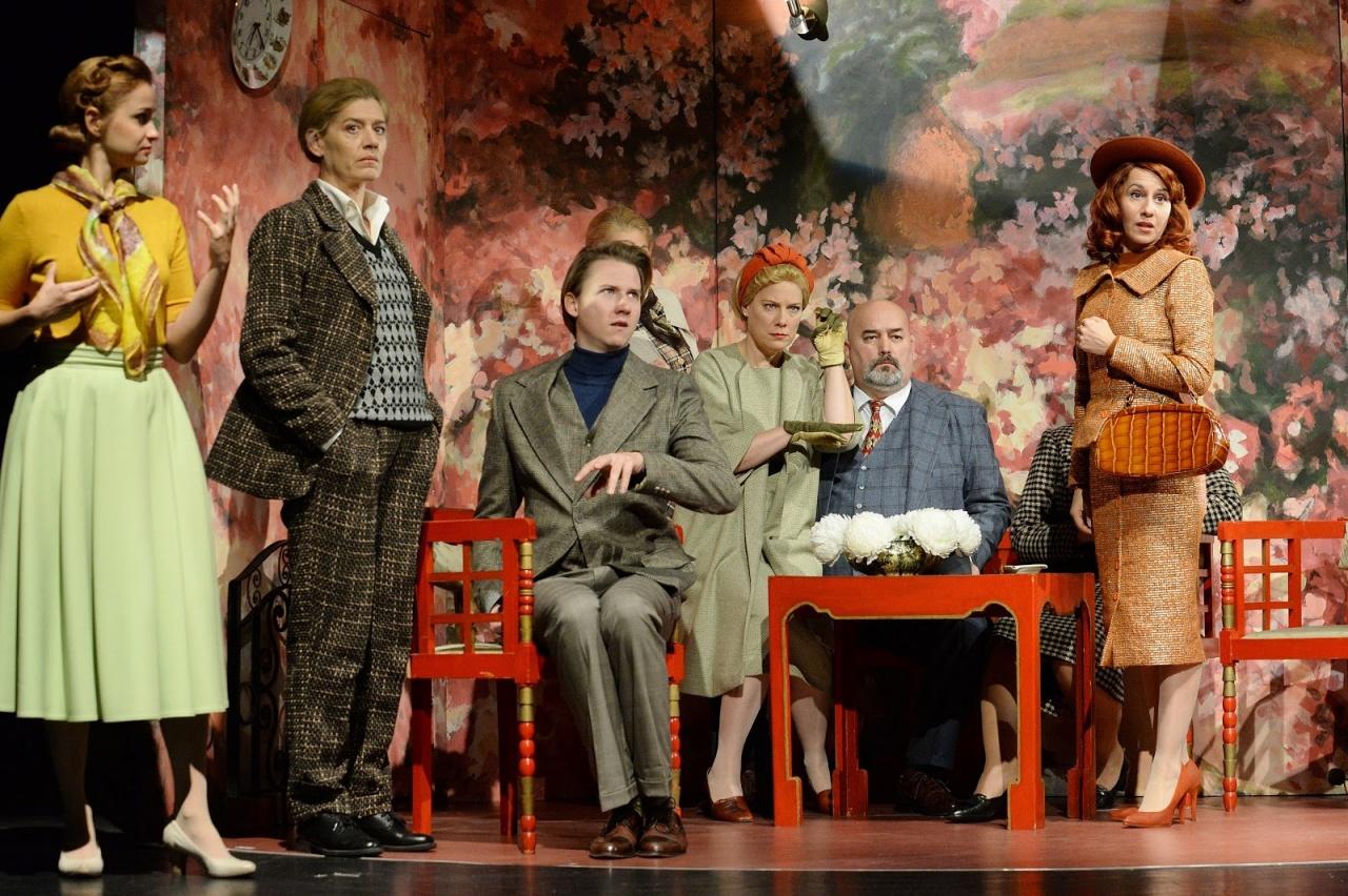 Betegség miatt elmarad a ma esti Gyilkosság meghirdetve című színházi előadás