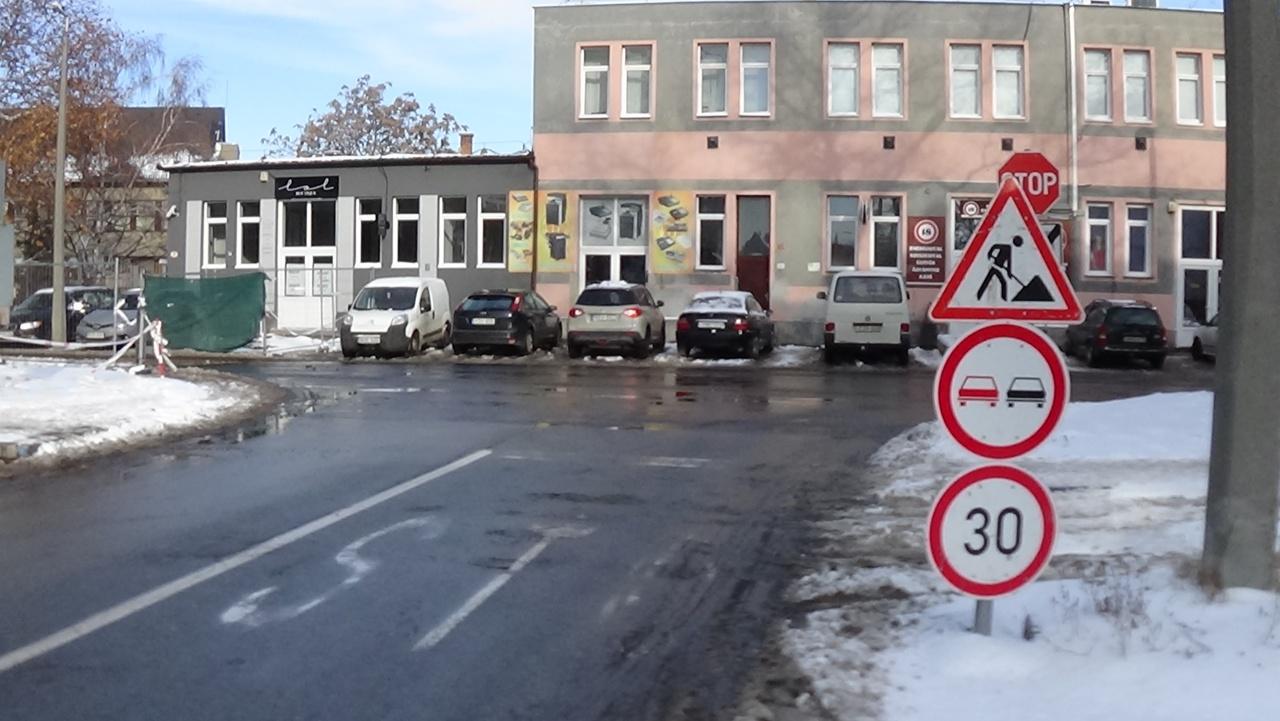 Forgalomkorlátozás várható az Árok és a Búza utca csomópontjában, íme a részletek!