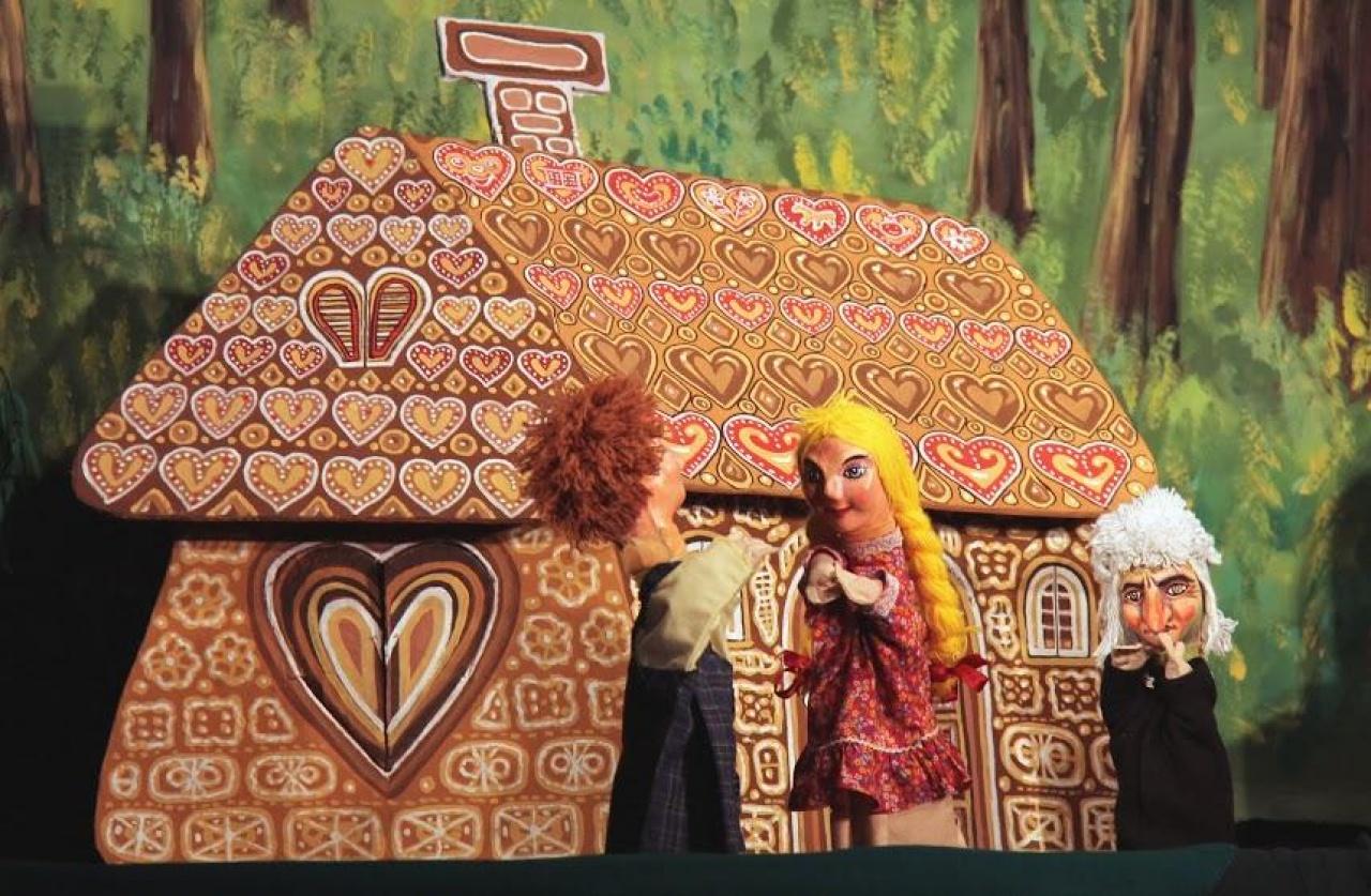 Burattino Bábszínház - bemutató februárban