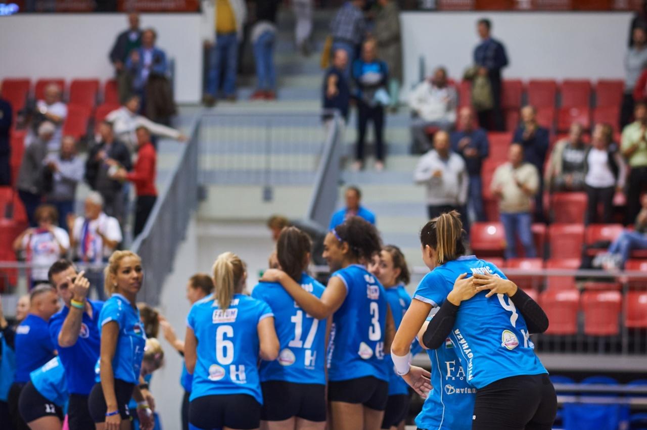 Bravúr Újpesten - az első bajnokit játszotta idén a Fatum Nyíregyháza
