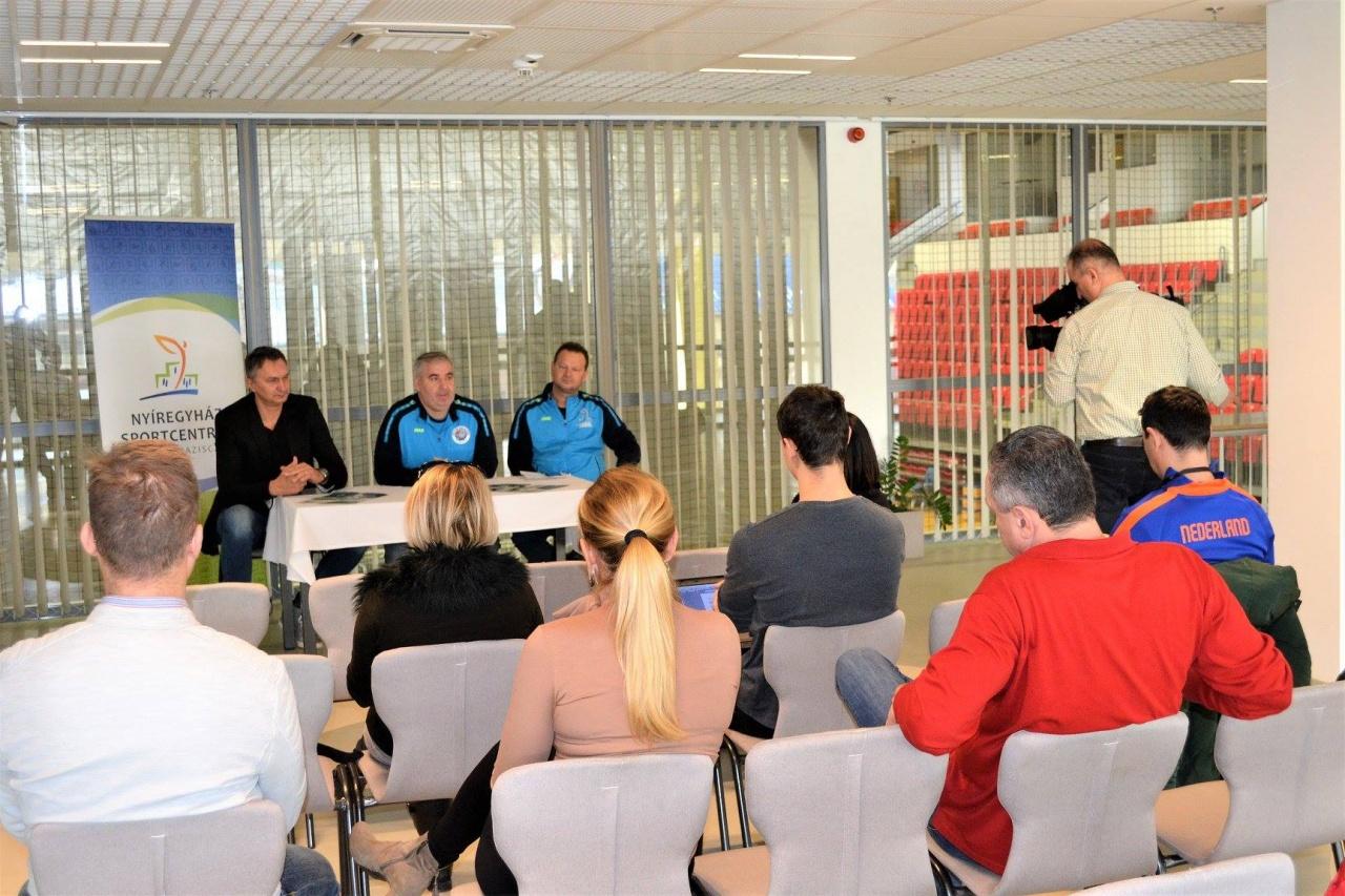 Futsal utánpótlás torna - ilyen még nem volt a Continental Arénában