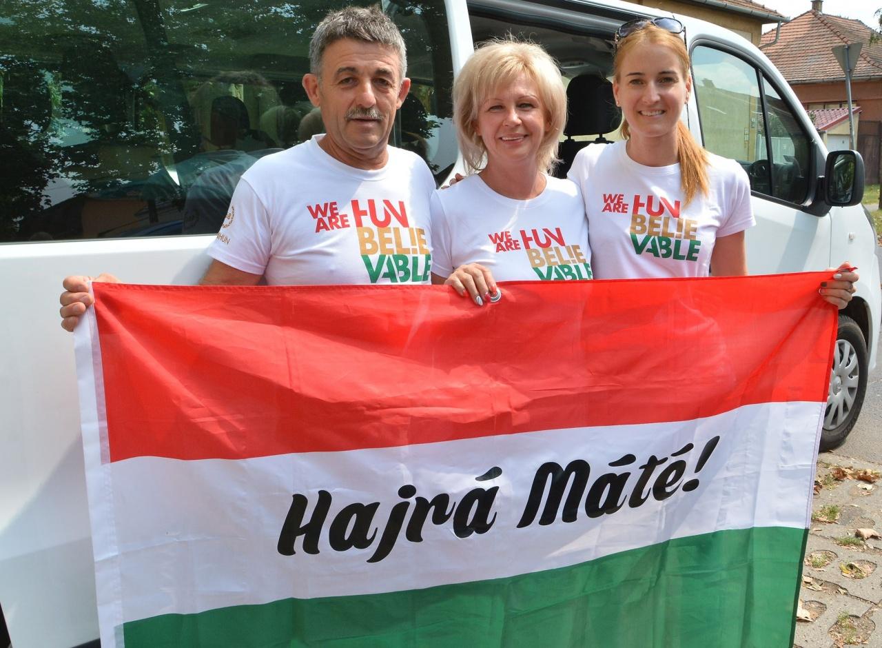 Szülinap után, Portugália előtt - Helebrandt Máté számára cél az olimpia