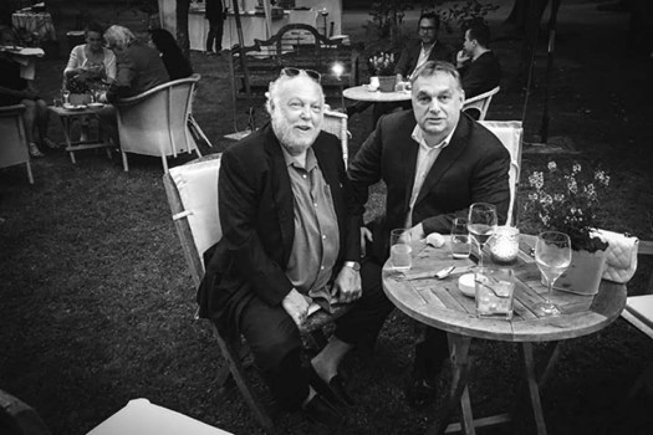 Orbán Viktor: A legnagyobb filmproducertől búcsúzunk
