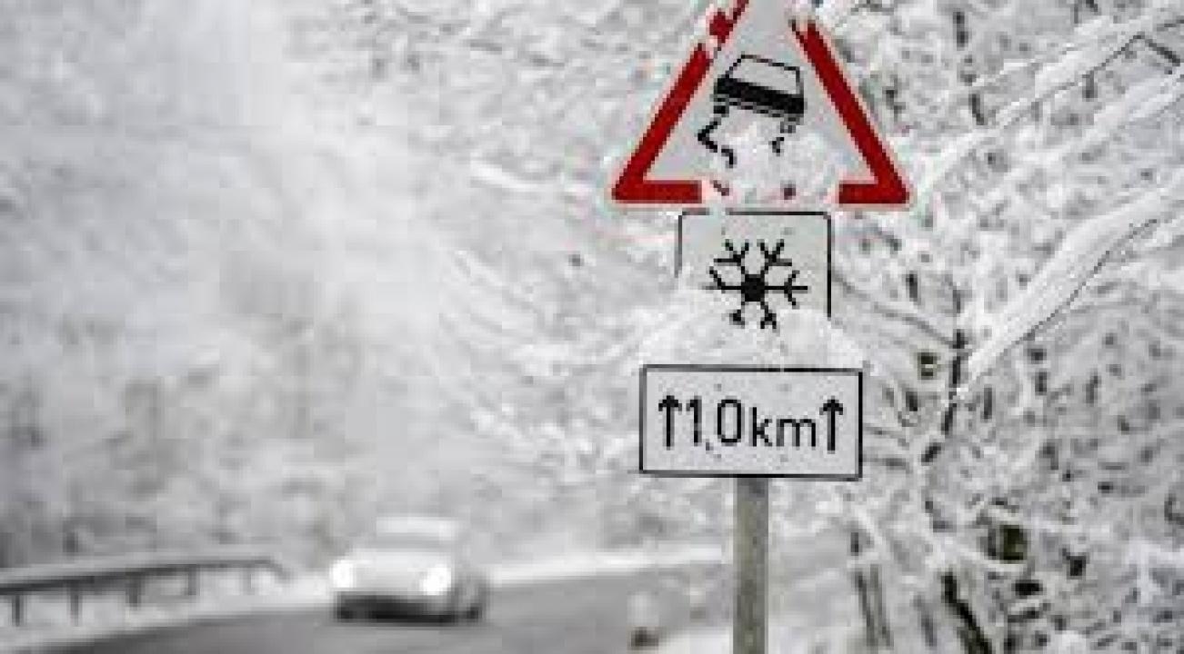 Újabb, jelentős országos havazás várható – Téliesebb útviszonyok és hosszabb menetidő