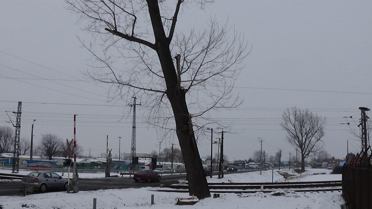 Figyelem! Forgalomkorlátozás várható szerdán a Rákóczi úti vasúti átjárónál