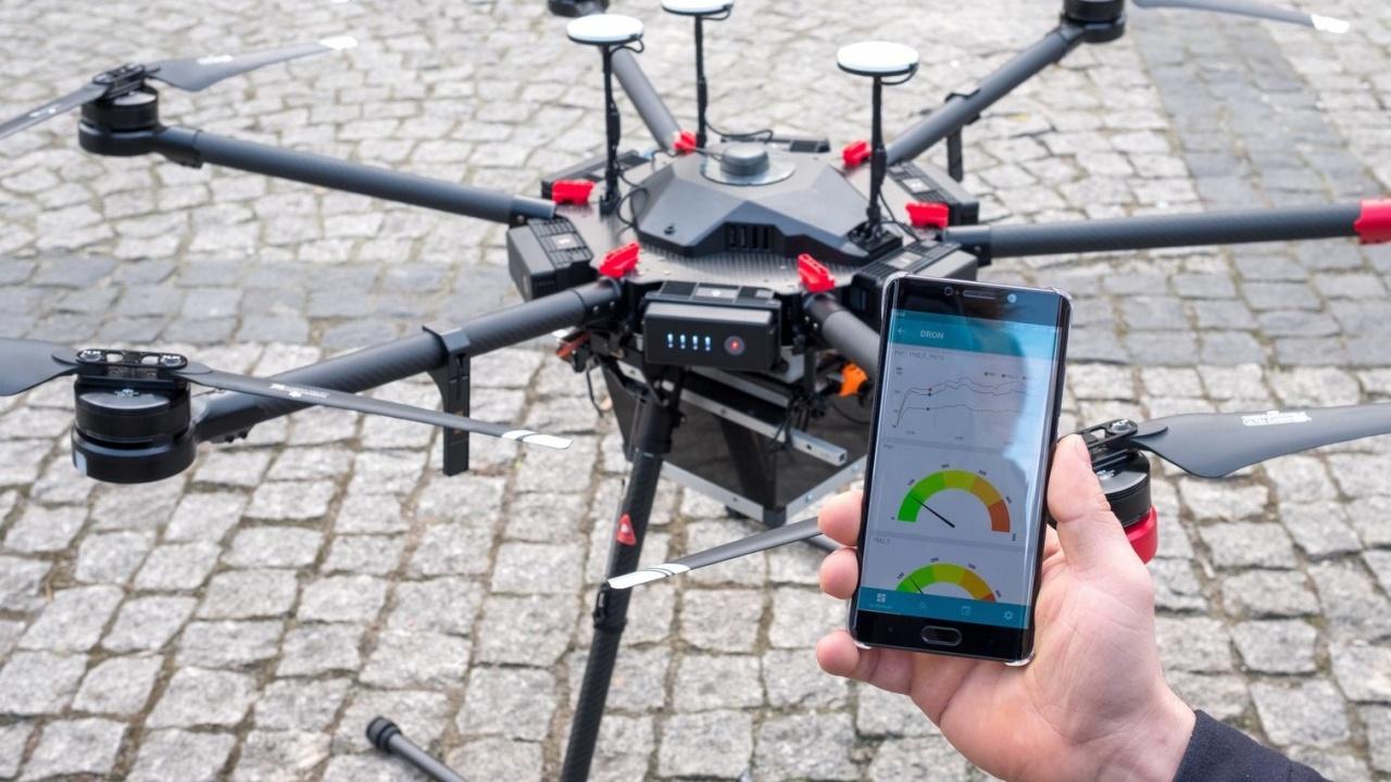 Számtalan új lehetőséget teremt a drónok alkalmazása
