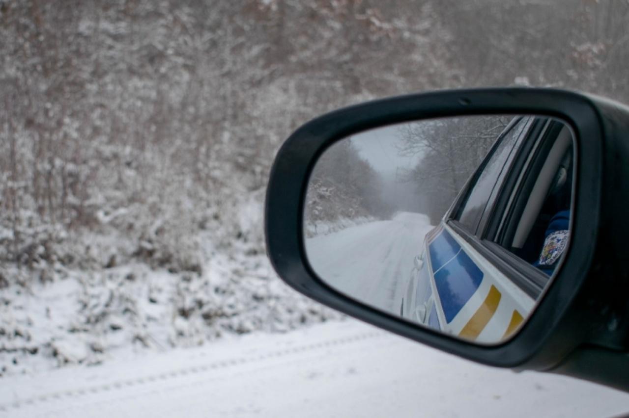Országszerte havazik, figyelmesen vezessenek – Lassabb haladásra kell számítani!