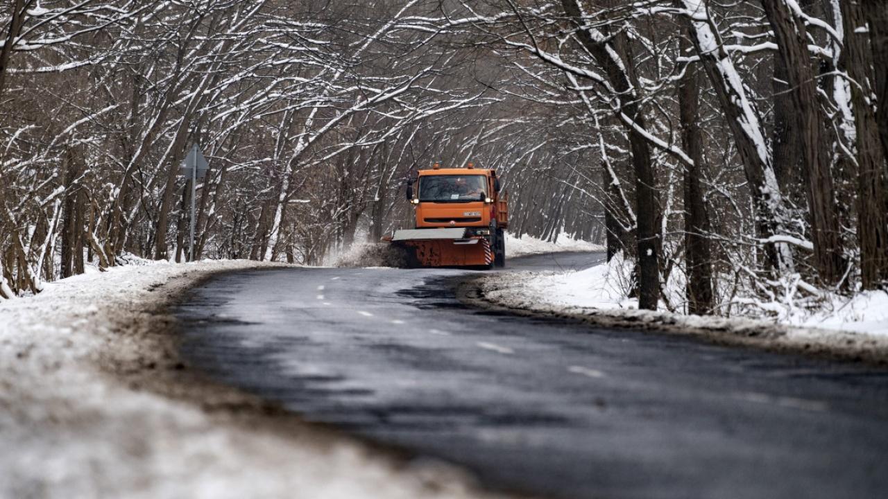Riasztást adtak ki ónos eső és hófúvások miatt – A Nyírségben még fokozottabban!