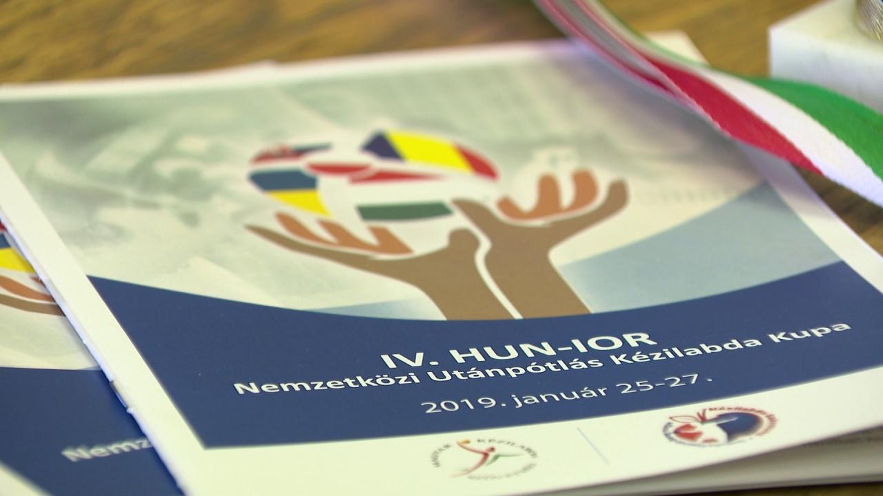 HUNIOR Kupa - a határon túlról is érkeznek kézilabda együttesek