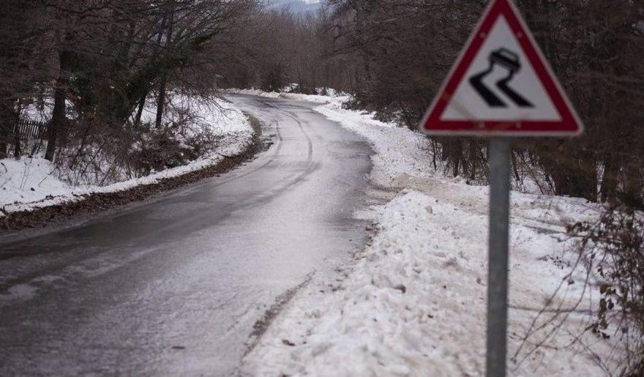 Ónos eső és hófúvások miatt adtak ki figyelmeztetést