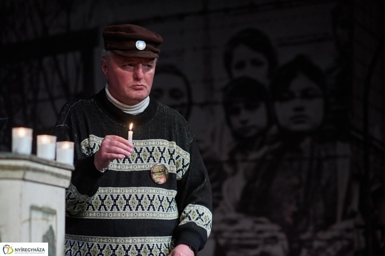 Nemzetközi Holokauszt Nap - Rendhagyó színházi előadás