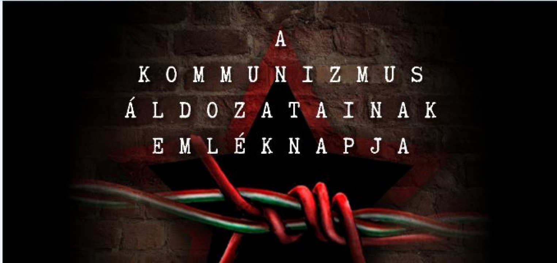A Kommunizmus Áldozatainak Emléknapja - Emlékezzünk közösen!