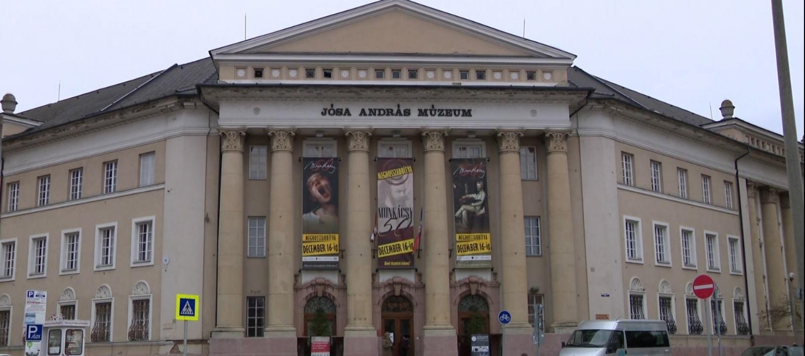 A levélírás története - kamarakiállítás a Jósa András Múzeumban
