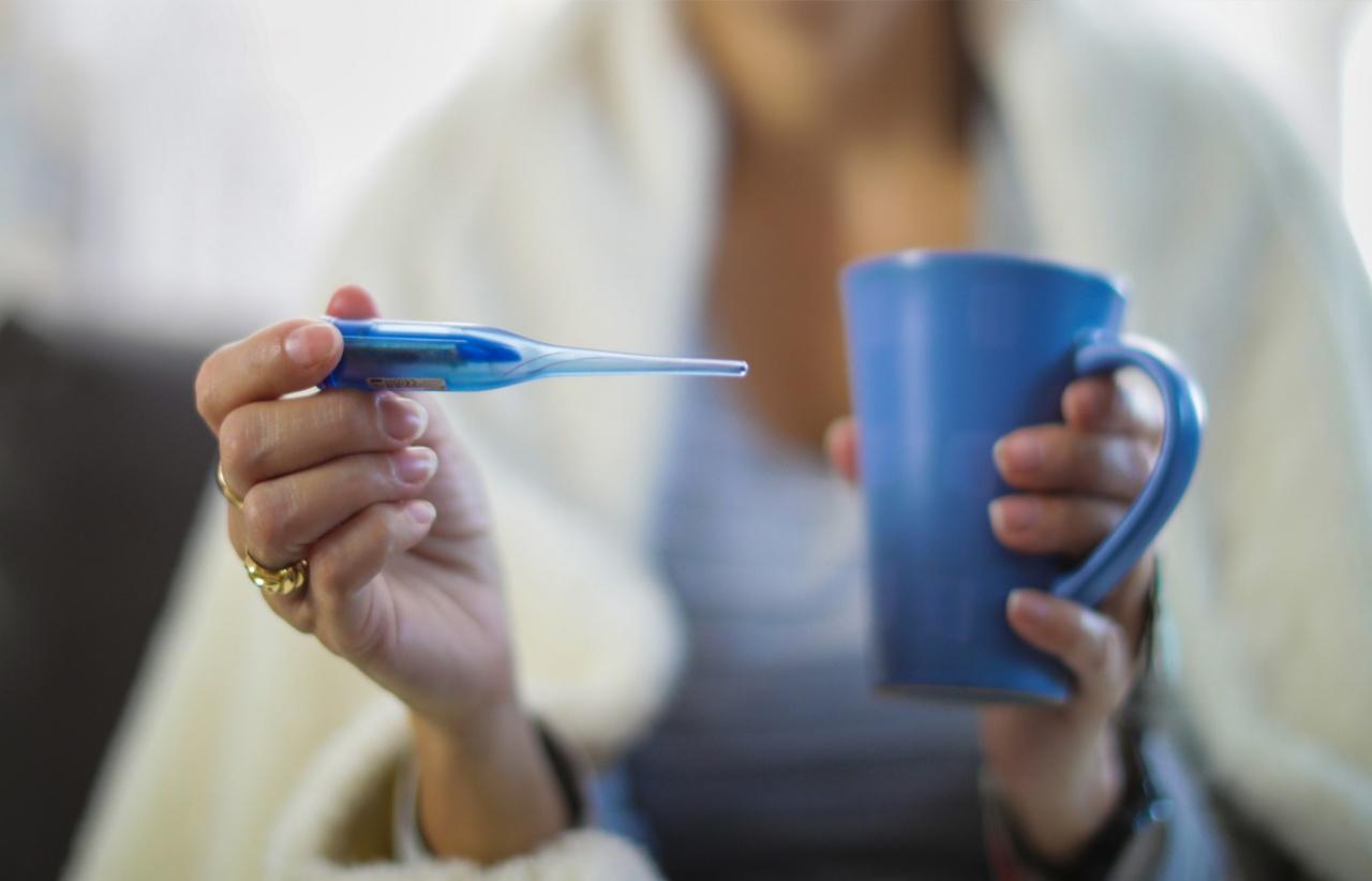 Tombol az influenza a megyében is, az országos átlagot is meghaladja a betegek száma