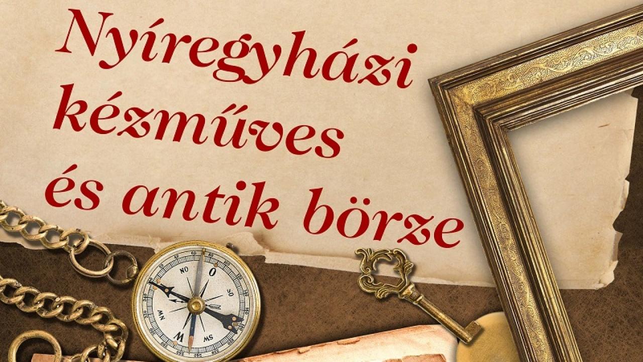 Nyíregyházi kézműves és antik börze