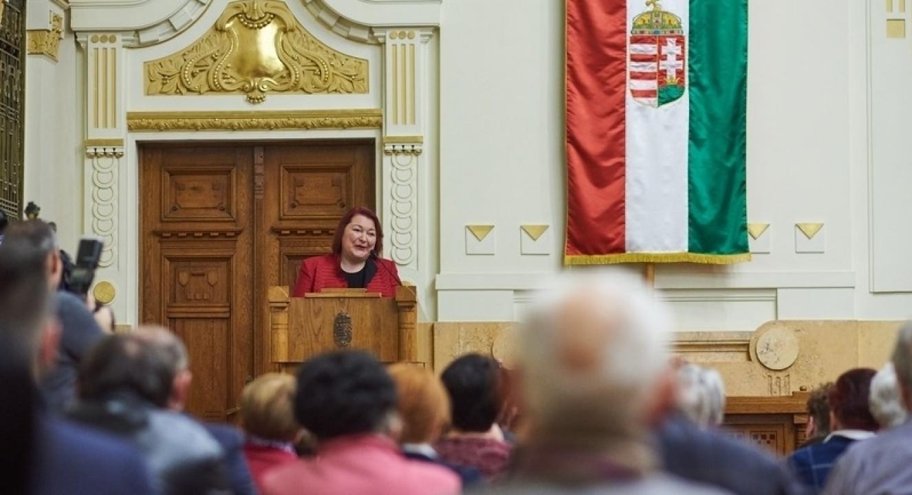 Európa Nyíregyházán kezdődik – Fórumot tartottak a megyeházán