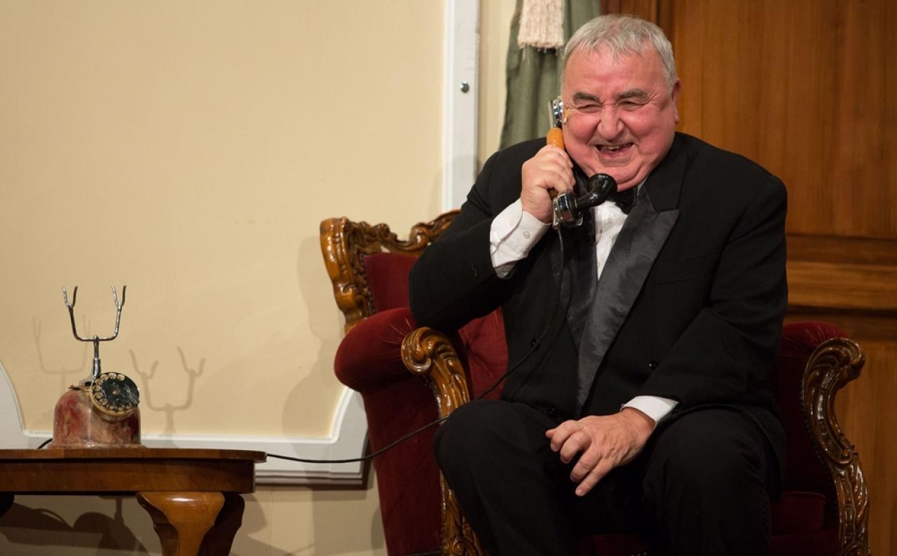 Nyíregyházán próbál Mikó István – Mandala Nyár Hyppolittal