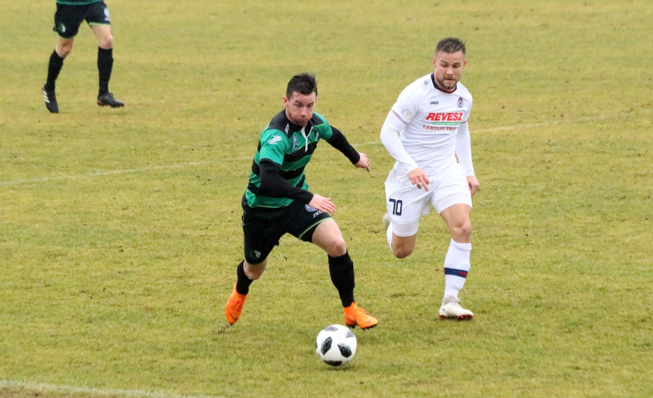 Gólgazdag meccs az első fordulóban - pontot érdemelt volna a Szpari