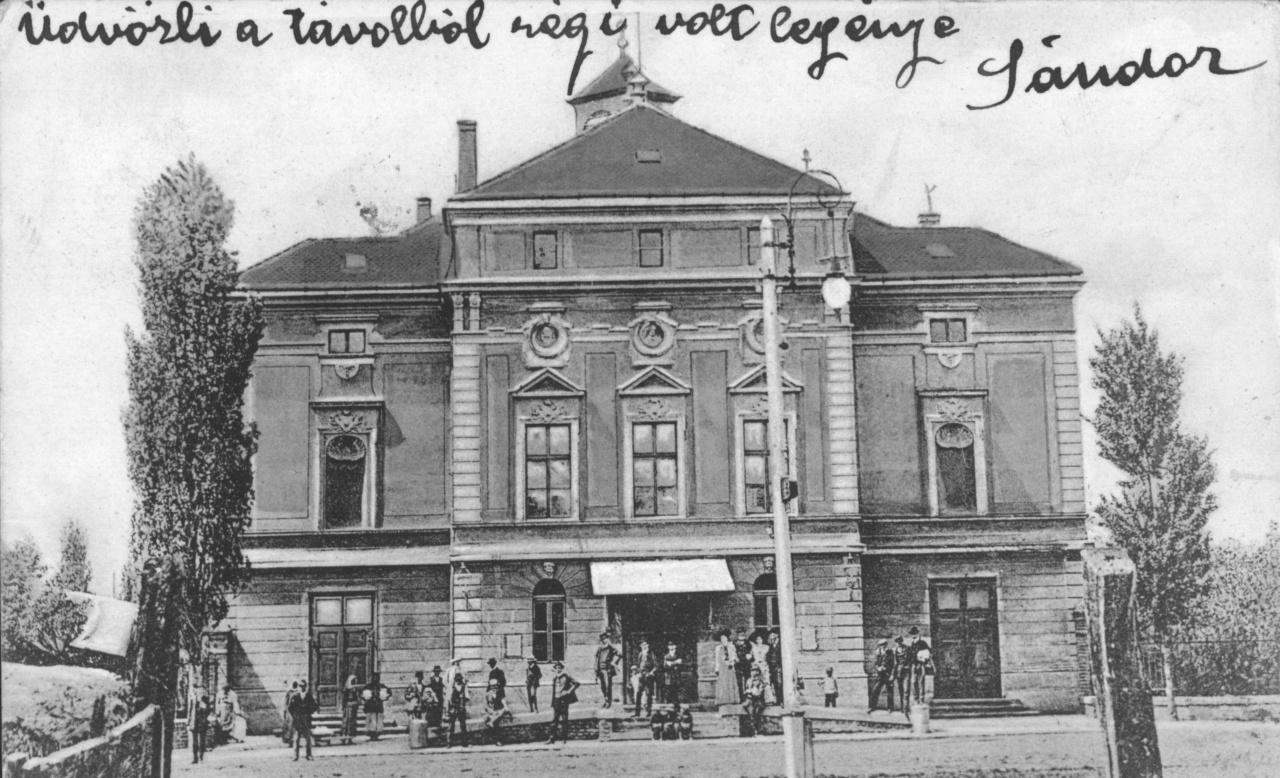 125 éves a nyíregyházi Móricz Zsigmond Színház épülete